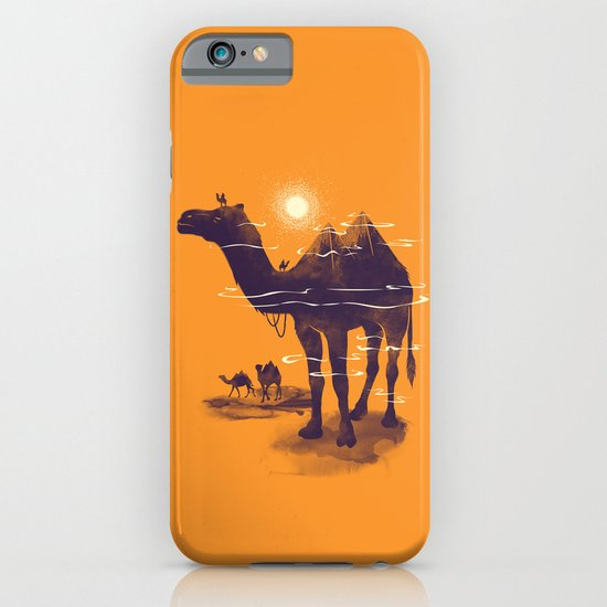 Walking Pyramid iPhone & iPod Case
