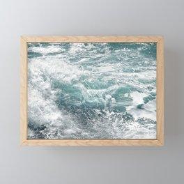 Oceanshake Framed Mini Art Print