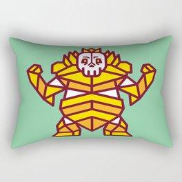 Skull King Rectangular Pillow
