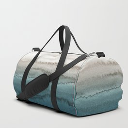 WITHIN THE TIDES - CRASHING WAVES TEAL Sporttaschen