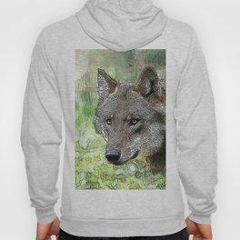 Wolf20151201 Hoody