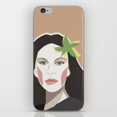 At Last the Secret Is Out iPhone & iPod Skin