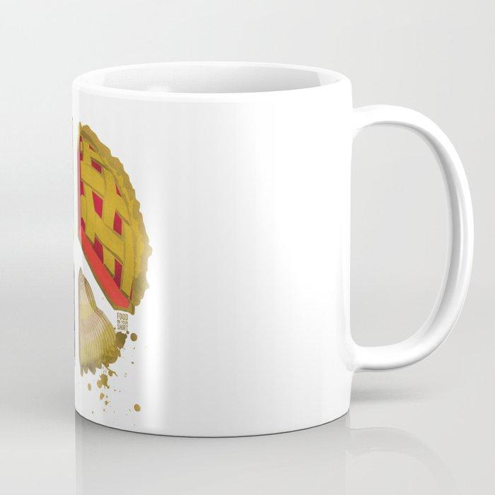 Pie of peace Coffee Mug