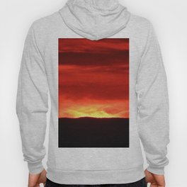 Flames From the Sun Hoody