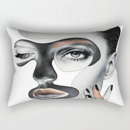 The Temptress Rectangular Pillow