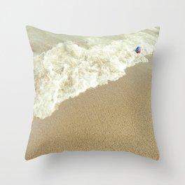 beach_ball Throw Pillow