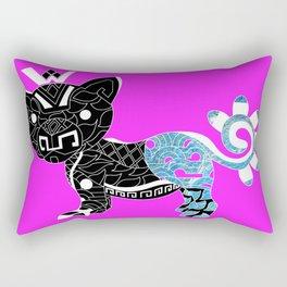 Cougar del mar ecopop Rectangular Pillow