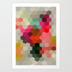Alturas Art Print