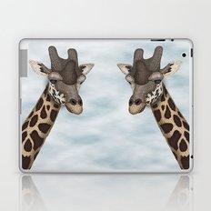 Giraffe Fun Laptop & iPad Skin