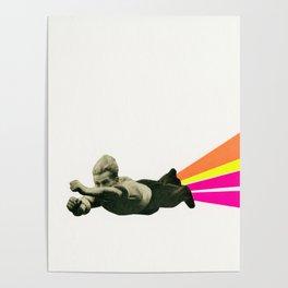 Superhero Poster