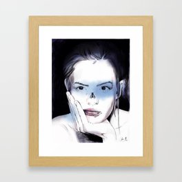 The fly. Framed Art Print