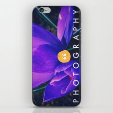what is photography  iPhone & iPod Skin