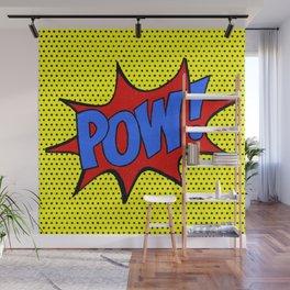 Pow! Wall Mural