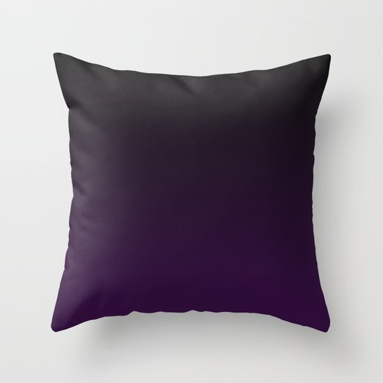 Royal Ombre Throw Pillow