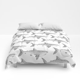 Carcharodon Carcharias Comforters