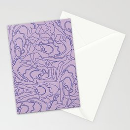 Pastel Pattern II Stationery Cards