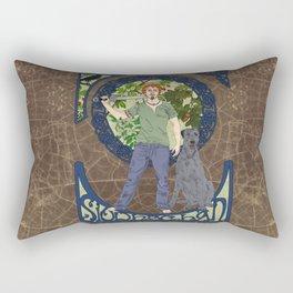 Siodachan Rectangular Pillow