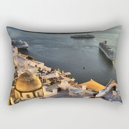 Santorini 20 Rectangular Pillow