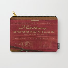Hadbury Bourneville Wrapper  Carry-All Pouch