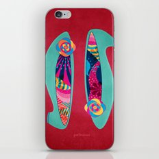 Shoes for Spring iPhone & iPod Skin