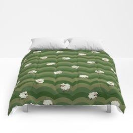 Ovejas de Gales Comforters