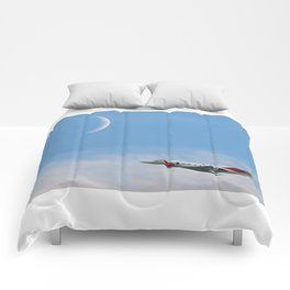 Coast Guard Photography Art Comforters