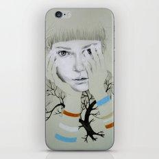 She, Tree iPhone & iPod Skin