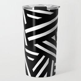 Monochrome 01 Travel Mug