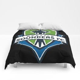 Seattle Sounders Comforters