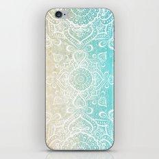 Beach Mandala iPhone & iPod Skin