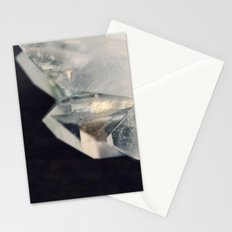 Crystal and Clear Stationery Cards