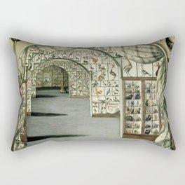 Museum of Curiosities Rectangular Pillow