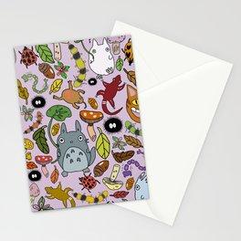 ChibiTotoros Stationery Cards