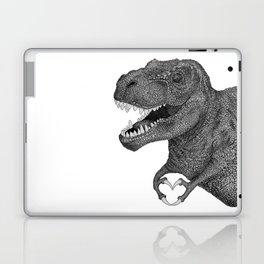 Dino Love Laptop & iPad Skin