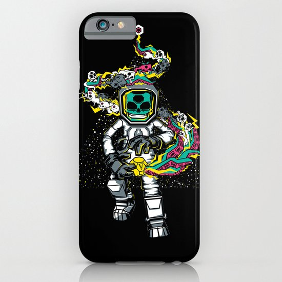 Space Madness! iPhone & iPod Case