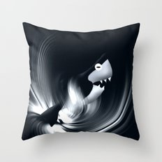 Hai Throw Pillow