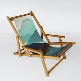 Indigo Mountains Sling Chair