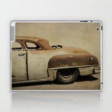 Rusty Chrysler De Soto Laptop & iPad Skin