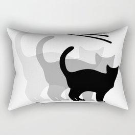 Cat story, Pet design #society6 #decor #buyart #artprint Rectangular Pillow