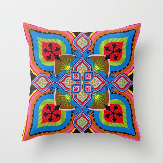 pattern02 Throw Pillow