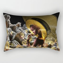 THE SPARK OF LIFE Rectangular Pillow