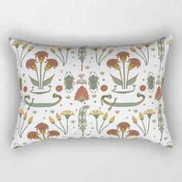 Luxury Ancient Egypt Art Rectangular Pillow