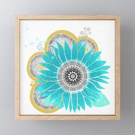 Springs Framed Mini Art Print