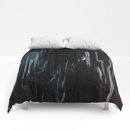 Shadows III Comforters