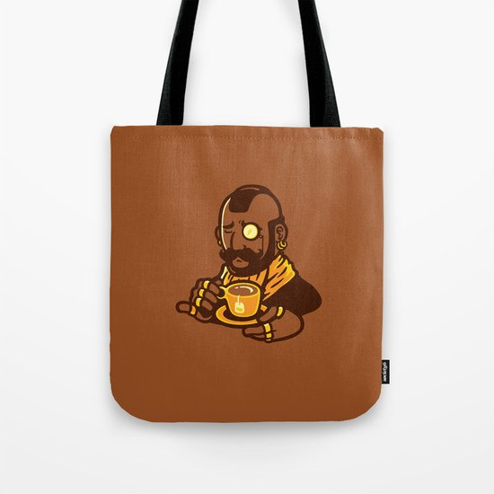 Gentleman T Tote Bag