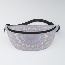 BUTTERFLIES AND BEADS IN PINK Fanny Pack