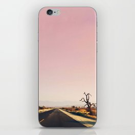 southwestern desert photo iPhone Skin