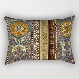 Sicilian ART NOUVEAU Rectangular Pillow