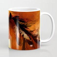 HORSE - Apache Mug