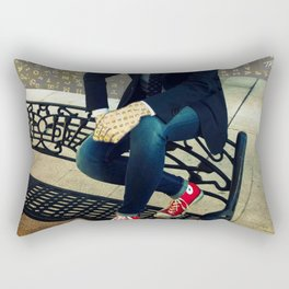 Mr. Cool Rectangular Pillow